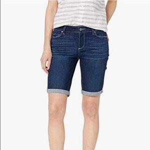 Paige jax Bermuda denim shorts